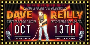 2nd Annual RMA Comedy Show